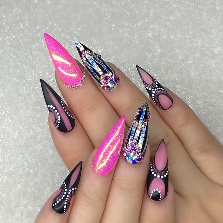 385 best Nails images on Pinterest | Belle nails, Cute nails and ...