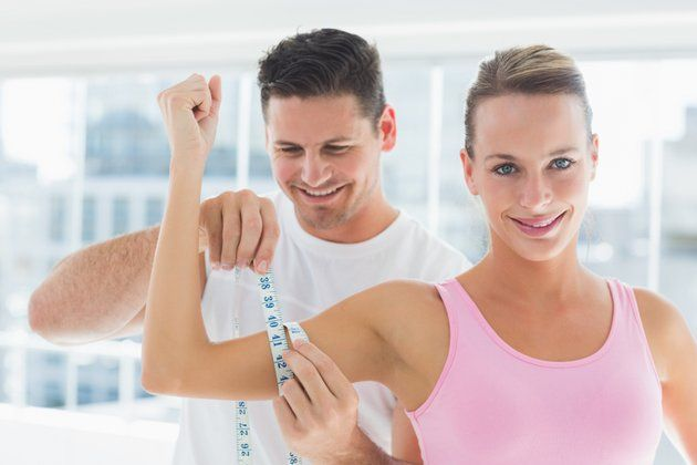 9 Tricks to Get Skinny Arms - When you're tired of flabby arms and want the slim and toned look, you'll have to focus on both diet and exercise to achieve your goal as soon as possible.