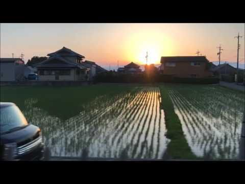 鶴橋⇒名古屋のタイムラプス