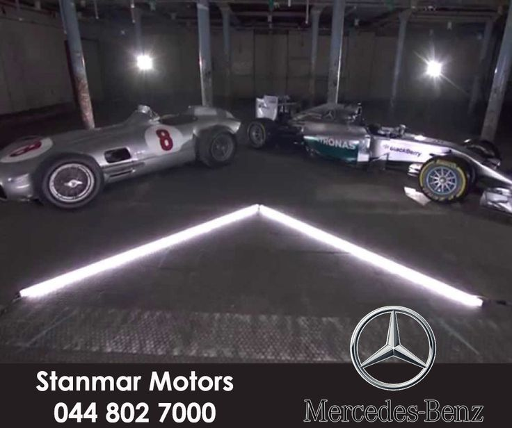 #TheSilverArrows is a name steeped in history and synonymous with #motorsport for almost a century. Join Formula One legends, Sir. Stirling Moss and Damon Hill as they watch rare archive footage from the 1950's. A time when Sir. Stirling partnered the great Juan Manuel Fangio in the legendary W 196 R. For Full Video - Click here: http://avideo.link/5N4. #TeamStanmarhttps://www.facebook.com/stanmarmotors/photos/pb.476639145762641.-2207520000.1435221023./847335478693004/?type=3