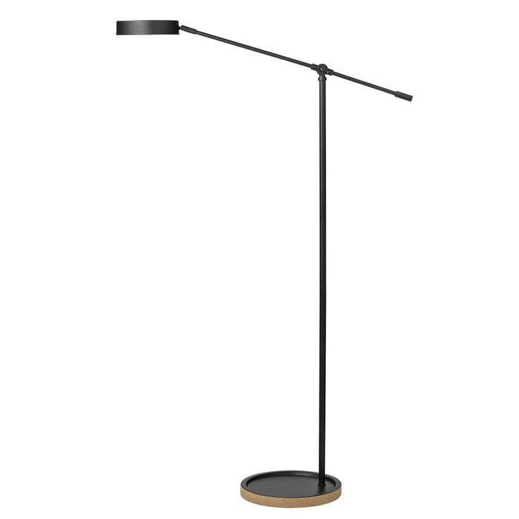 Mooie staande vloerlamp van de het Deense merk Bloomingville. De lamp is ideaal te gebruiken in de slaap- of woonkamer. De vloerlamp…