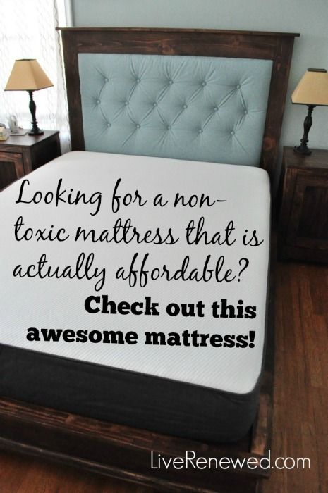 do you feel like finding a nontoxic mattress that is also affordable is next - Non Toxic Mattress