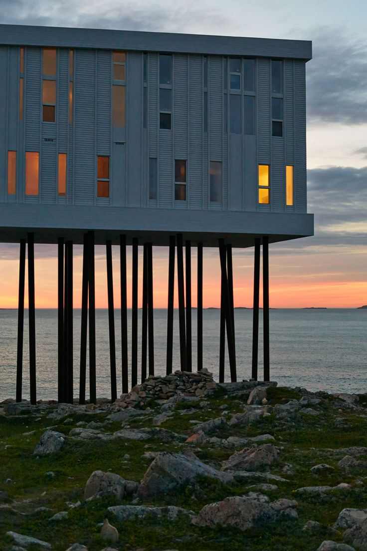 Fogo Island Inn, #NL #Canada #CBNR