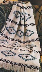 AFGHAN CROCHET NAVAJO PATTERN | FREE PATTERNS