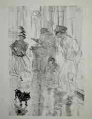 lautrec's drawing...