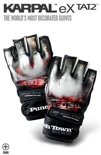 MMA Gloves / Guantes MMA