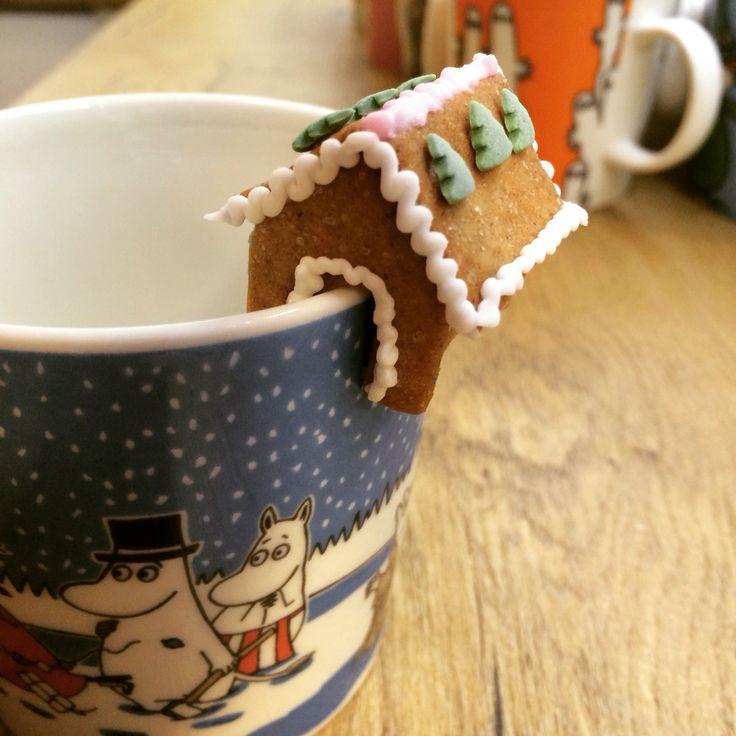 Mini Gingerbreadhouse