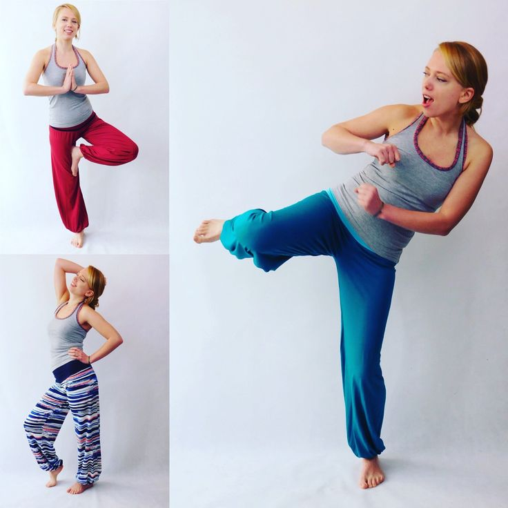 Fresh New Yoga- and Lounge Pants in the shop.