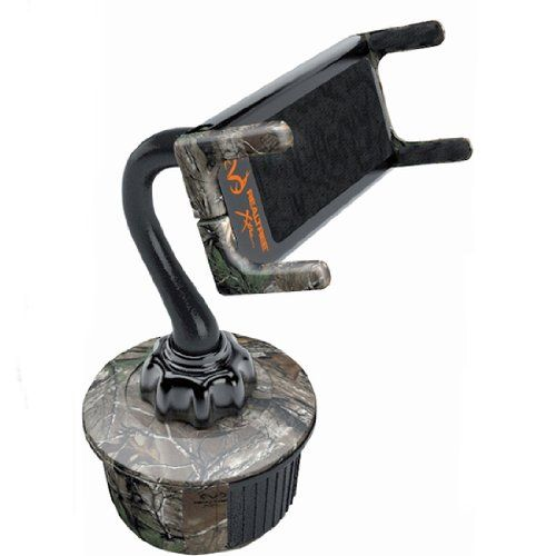 Realtree Xtra 10065 Phone Holder Adjustable Cup Mount -- Click image to review more details.