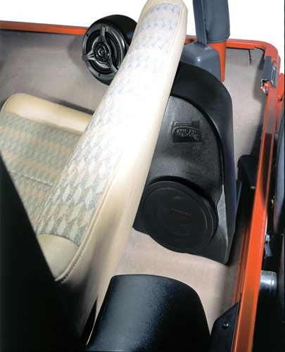 Jeep Cj Parts >> All Things Jeep - The Quad-Pods without Speaker for Jeep ...