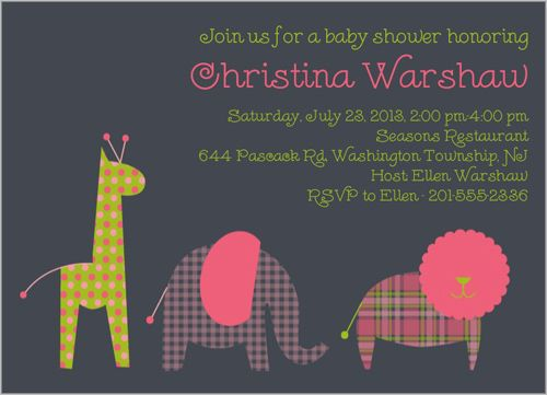 34 best images about Baby Shower Invites on Pinterest Whale baby - best of invitation card for new zoo