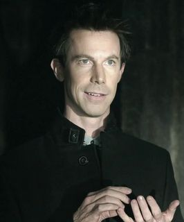 Jonathon Young as Nikola Tesla - Sanctuary -- Tesla was one of the only reasons I continued to watch this show.