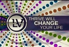 Are you ready for something that really will make your life better in many different ways? You need THRIVE!!! Ask me how to get started! Shepperds.le-vel.com