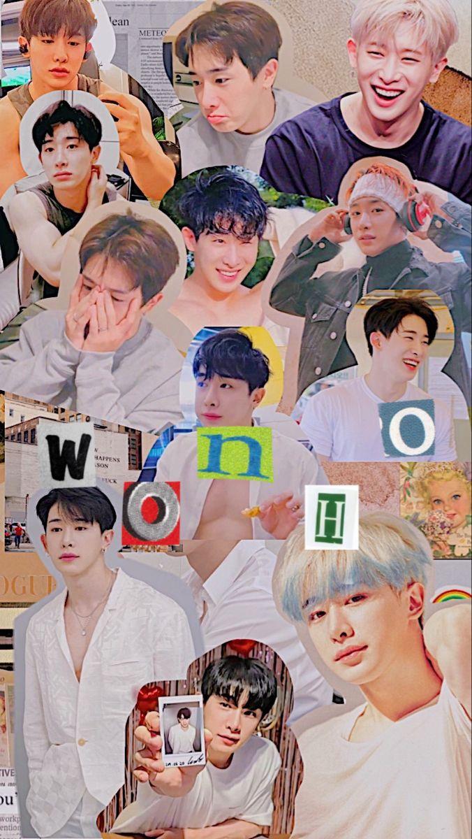 Wonho Wallpaper Aesthetic Monsta X Funny Monsta X Wonho Monsta X