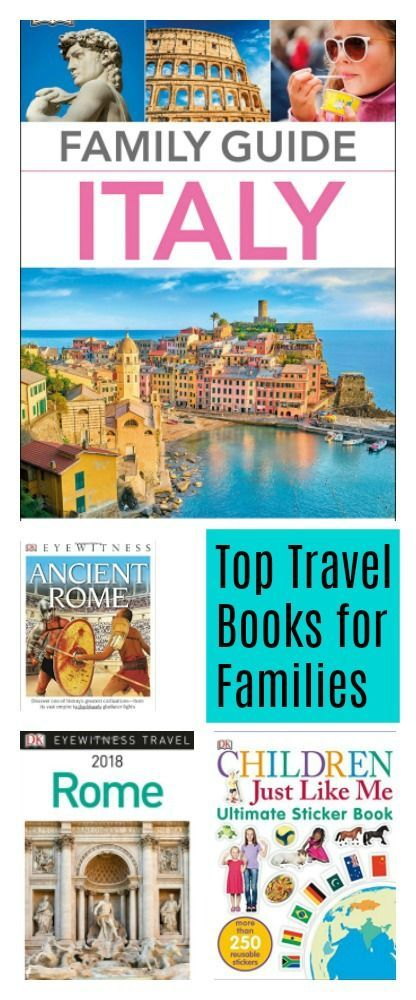 travel brochure italy kids