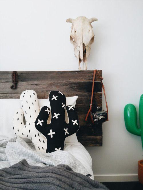 Cactus Pillows by Salthaze