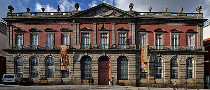 Palácio das Carrancas.