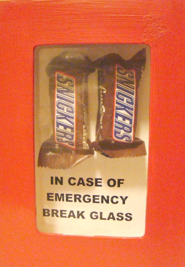 in case of emergency gift