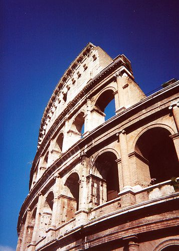 The Colosseum in Rome http://www.voteupimages.com/image.php?i=000649