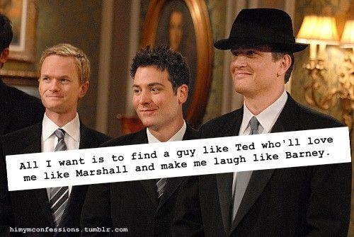 Een paar jaar geleden zocht ik een nieuwe serie om te volgen. Het werd How I Met Your Mother (HIMYM), een serie waarin Ted met behulp van flashbacks aan zijn kinderen verteld, hoe hij hun moeder he...