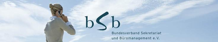 bSb Bundesverband Sekretariat und Büromanagement e.V. - Weiterbildung, Seminare, Fernstudium