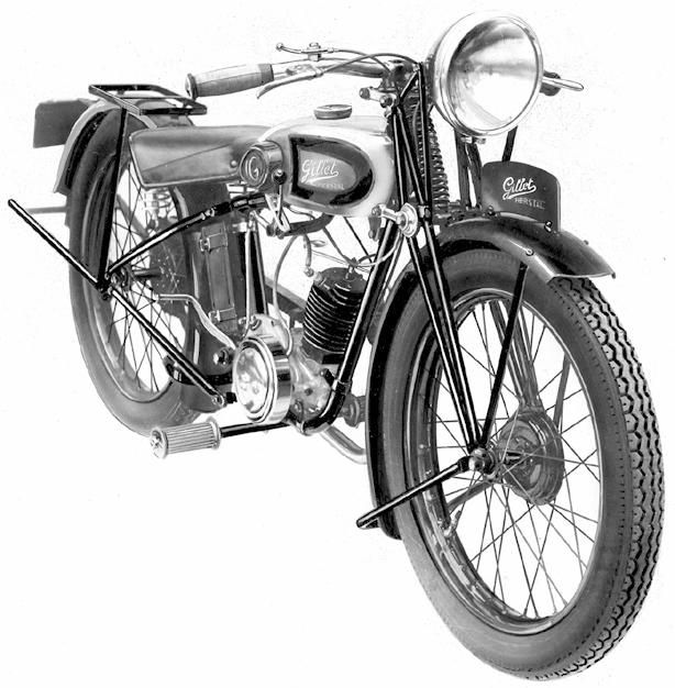 Gillet 125cc, Belgium ?-1938-?, 125cc, Photo From Yves Campion