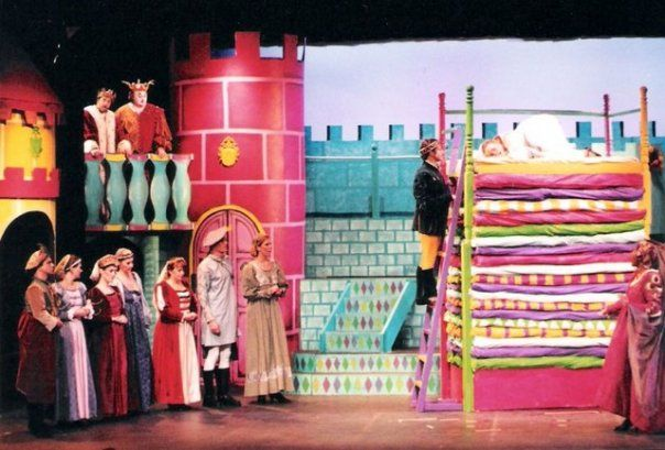 64 best images about once upon a mattress on pinterest Once upon a mattress set design plans