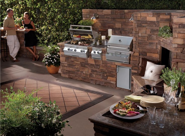 Furniture Fashion Presents 100 Outdoor Kitchen Designs And Ideas From  Around The World To Give You Inspiration For Your Own Backyard Project Part 68