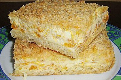 Streuselkuchen mit Mandarinen und Schmand, ein schönes Rezept aus der Kategorie Frucht. Bewertungen: 268. Durchschnitt: Ø 4,6.