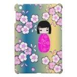Personalized Kokeshi Doll, iPad Mini Glossy Finish Case  http://www.zazzle.com/personalized_kokeshi_doll_ipad_case_ipad_mini_case-256833435207868267