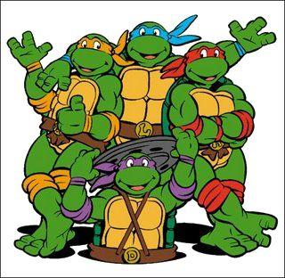 Artes By Ale: tartarugas ninja