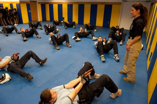 U.S. Marshals Service, Training Academy