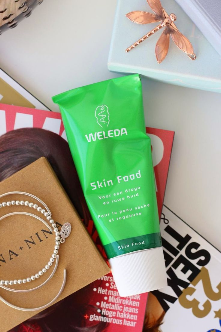 Weleda Skin Food: This is brilliant for sore, chapped, flaky skin and won't break the bank.
