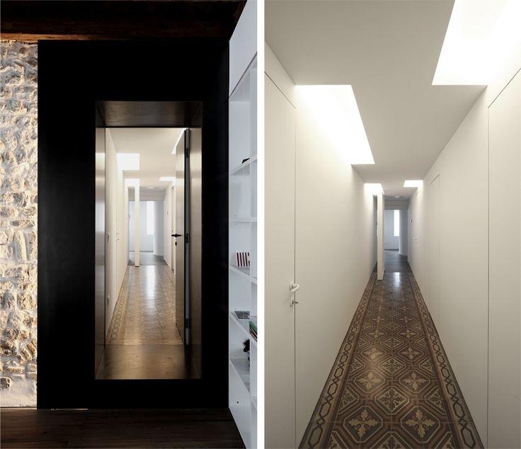 Appartamento TRVSL #tiles #floor #restoration