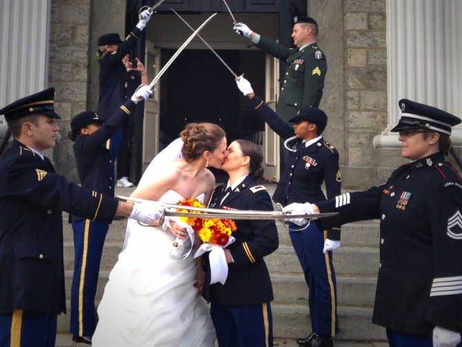 First Gay Weddings Held at West Point