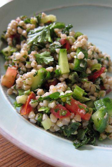 Gluten-Free Buckwheat Tabbouleh   Recipe   Dairy, Gluten free and ...