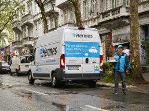 Hermes: Elektrische Paketzustellung in Hamburg erfolgreich gestartet - http://www.logistik-express.com/hermes-elektrische-paketzustellung-in-hamburg-erfolgreich-gestartet/