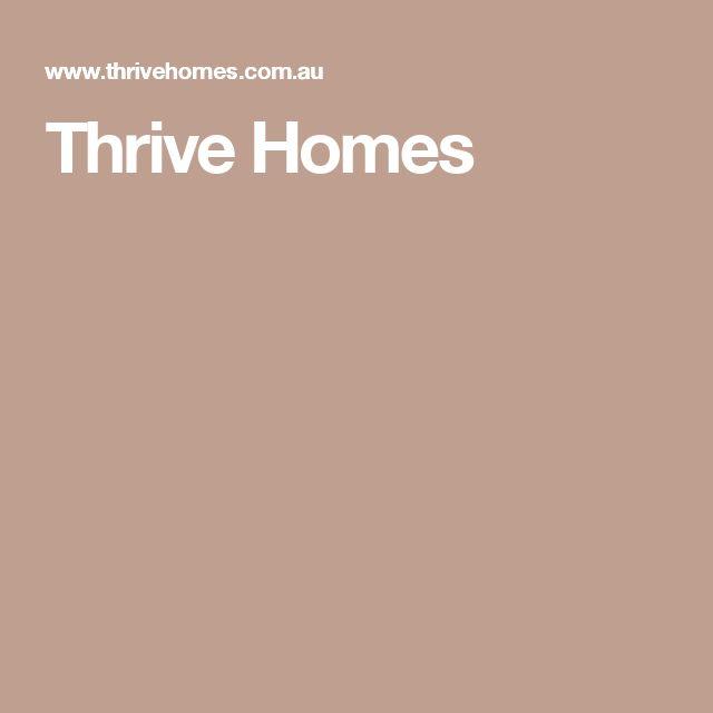 Thrive Homes