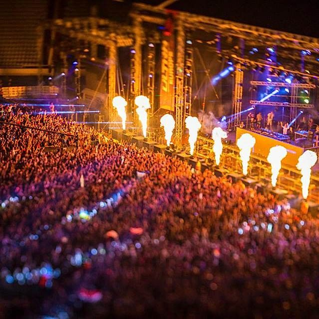 Ultra Europe Music Festival