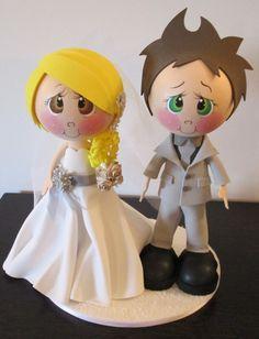 Bonecas da Tânia: Casamento