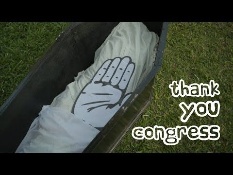 AIB : Thank You, Dear Congress (Music Video) - YouTube
