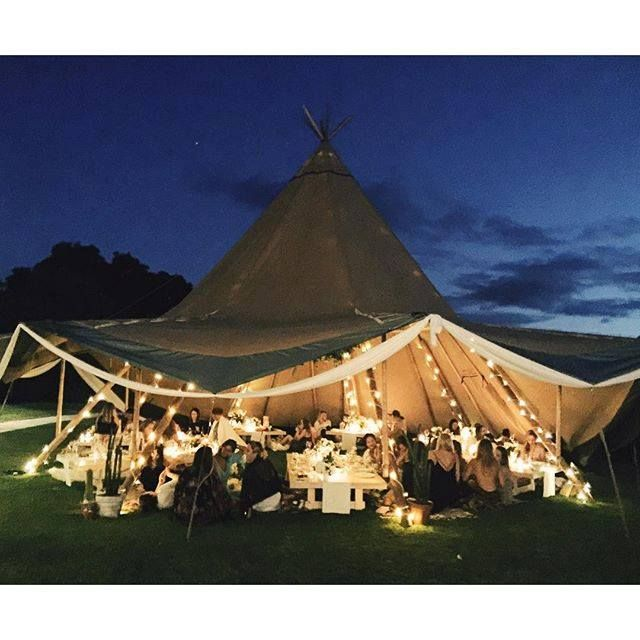 Tipi Spelling: Byron Bay Tipi Weddings