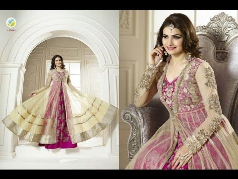 Party Wear Dress Designs For Girls