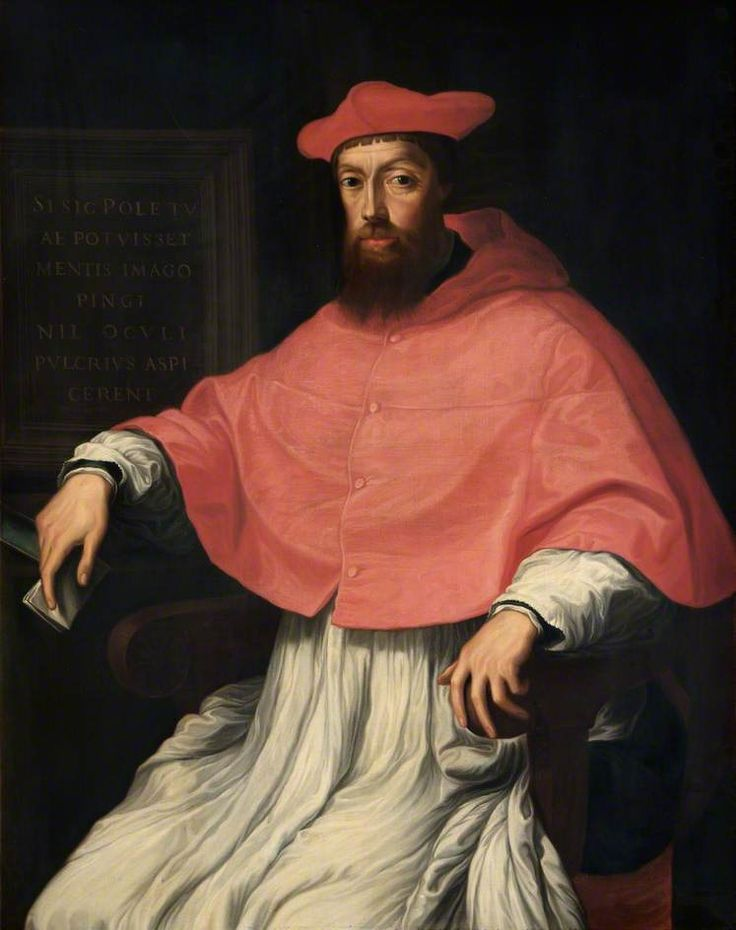 Cardinal Reginald Pole (1500–1558), Archbishop of Canterbury-Pole fell mortally ill of a double quartan ague (Malaria) at Lambeth Palace. At seven in the morning of November 17, 1558, Mary I, who had been long ill, passed away; at seven in the evening of the same day Pole, too, died.