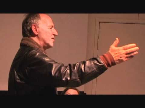 After 35 Years, Werner Herzog Figures Out John Waters Is Gay