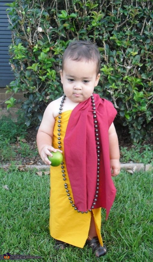 Buddhists, Halloween Costumes And
