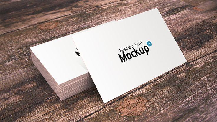 Business card mockup 02