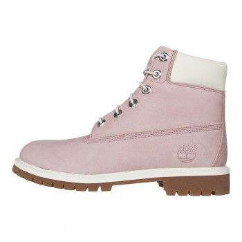 Timberland Kinder Schuhe 6 In Premium WP Boot Laven Purple (rosa)