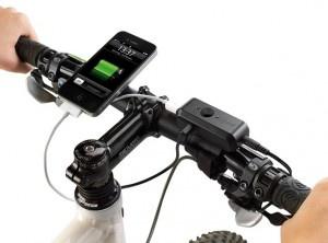 Revolt Fahrrad-Dynamo Ladegerät für iPhone & iPod