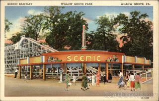 Phila PA Chronicles: Willow Grove Park